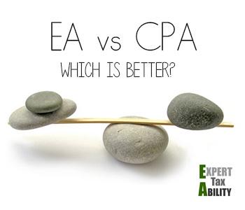 EA vs CPA