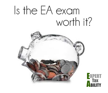 Enrolled agent exam cost