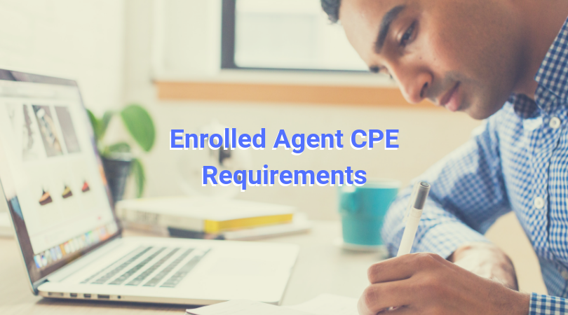 enrolled agent cpe requirements