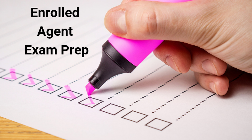 enrolled agent exam prep