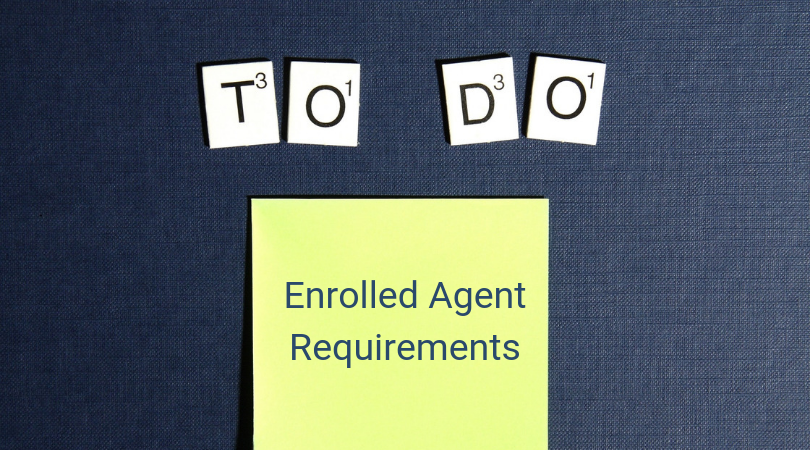 enrolled agent requirements