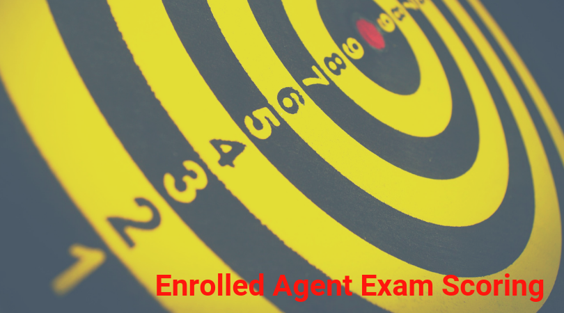 enrolled agent exam scoring