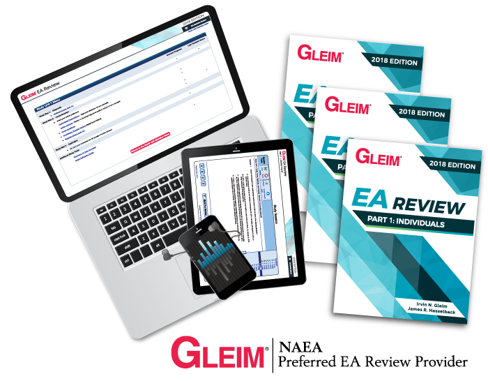 gleim ea review discount