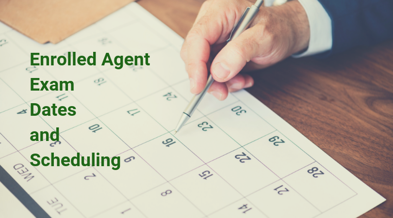 enrolled agent exam dates