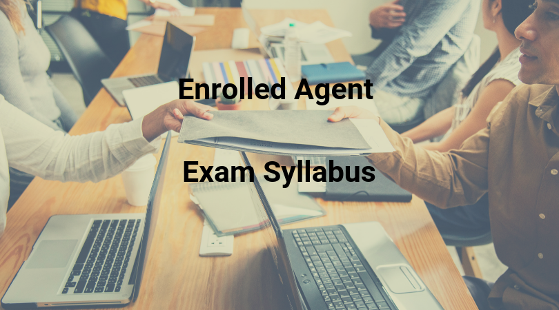 enrolled agent exam syllabus