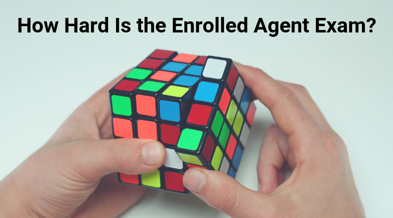 How Hard Is the Enrolled Agent Exam? Enrolled Agent Exam Difficulty