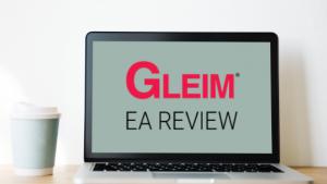 reviews of gleim ea review