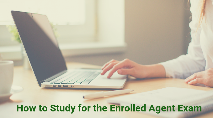 how to study for the enrolled agent exam