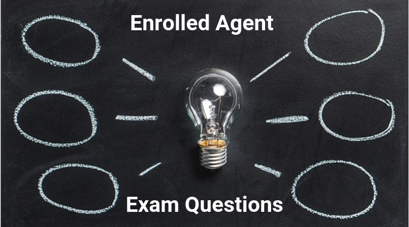 enrolled agent exam questions